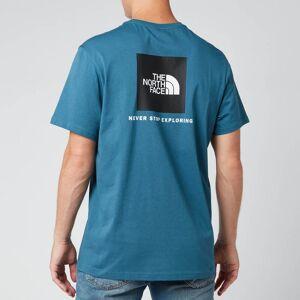 The North Face Men's Redbox T-Shirt - Mallard Blue - S