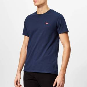 Levi's s Original T-Shirt - Cotton Patch Dress Blues - L