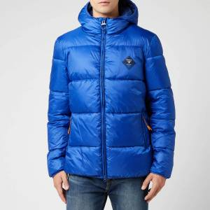 Barbour Beacon Men's Ross Quilt Jacket - Charge Blue - XL - Blue
