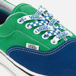 Vans Men's Comfycush Era Lace Mix Trainers - True Blue/Fern Green - UK 7