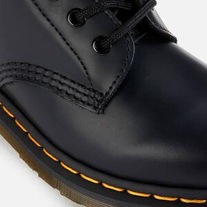 Dr. Martens 1460 Smooth Leather 8-Eye Boots - Black - UK 9