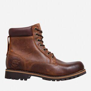 Timberland Men's Earthkeepers Rugged Waterproof Boots - Medium Brown - UK 11 - Brown