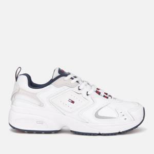 Tommy Jeans Women's Heritage Chunky Trainers - White - UK 6