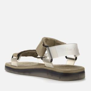 Rider for Melissa Women's Papete Sandals - Desert - UK 7