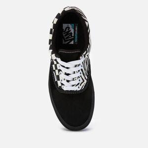 Vans Comfycush Mixed Media Era Trainers - Antique White/Black - UK 8