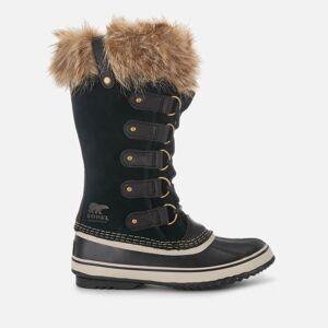 Sorel Women's Joan of Arctic Hiker Style Knee High Boots - Black Stone - UK 9 - Black