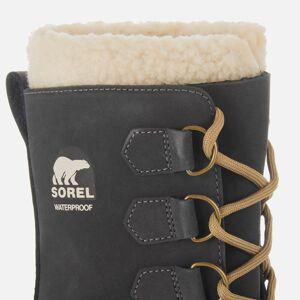 Sorel Women's 1964 Pac 2 Hiker Style Boots - Coal - UK 3