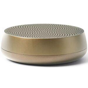 Lexon MINO L Bluetooth Speaker - Light Gold