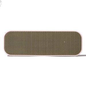 Kreafunk aGROOVE Bluetooth Speaker - Dusty Pink/Gold