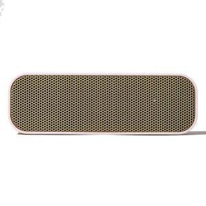 Kreafunk aGROOVE Bluetooth Speaker - Dusty Pink/Gold