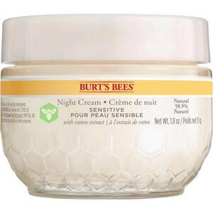 Burts Bees Sensitive Night Cream 50g