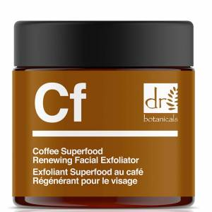 Dr Botanicals Apothecary Coffee Superfood Renewing Facial Exfoliator 50ml
