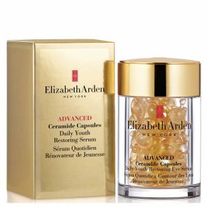 Elisabeth Arden Advanced Ceramide Capsules Daily Youth Restoring Eye Serum (60 Pack)