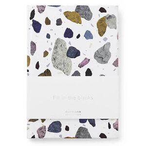 Normann Copenhagen Notebook - Space Stone Light