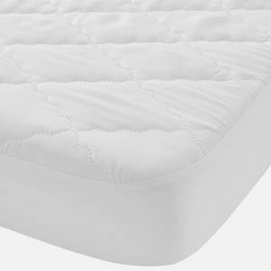 in homeware Simplecare Mattress Protector - White - Moses
