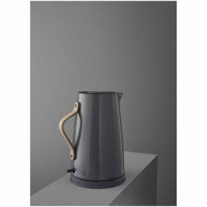 Stelton Emma Electric Kettle - 1.2L - Grey