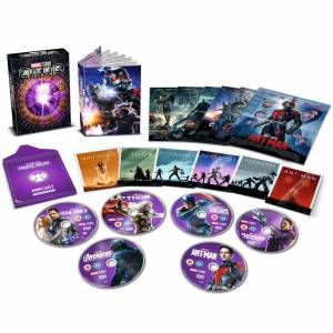 Disney Marvel Studios Collector's Edition Box Set - Phase 2
