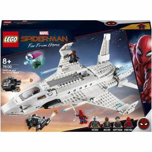 Lego Marvel Stark Jet and the Drone Attack Toy (76130)