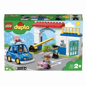 Lego DUPLO Town: Police Station Building Set (10902)