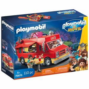 Playmobil The Movie Del's Food Truck (70075)