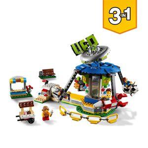 Lego Creator: 3in1 Fairground Carousel Building Set (31095)