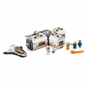 Lego City: Lunar Space Station Space Port Toy (60227)