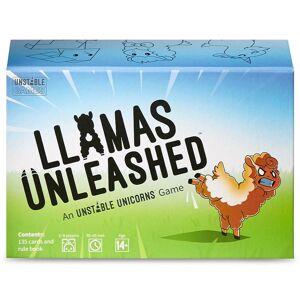 Asmodee Llamas Unleashed Card Game