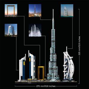 Lego Architecture: Dubai Model Skyline Collection Set (21052)