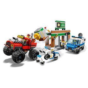 Lego City: Police Monster Truck Heist Building Set (60245)