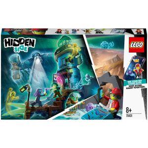 Lego Hidden Side: The Lighthouse of Darkness AR App Set (70431)