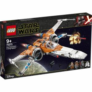 Lego Star Wars: Poe Dameron's X-wing Fighter Playset (75273)