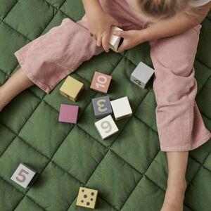 Kids Concept Play Mat - Soft Green