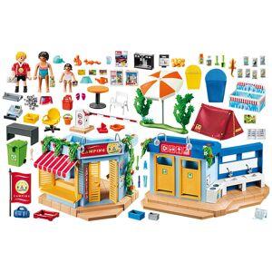 Playmobil Family Fun Large Campground (70087)