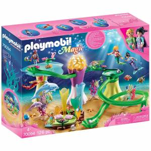 Playmobil Magic Mermaid Cove with Lit Dome (70094)