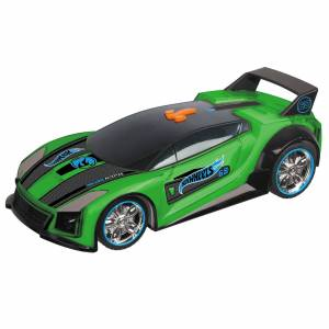 Hot Wheels 9' Quick and Sik Lights and Sounds