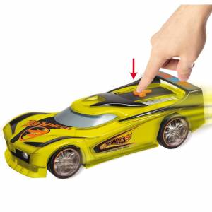 Hot Wheels 9  Spark Racer Lights and Sounds