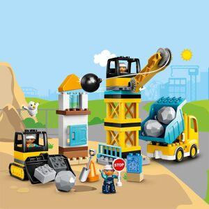 Lego DUPLO Town: Wrecking Ball Demolition (10932)