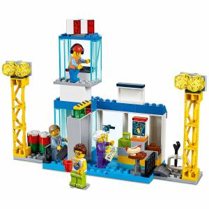 Lego City Airport: Central Airport (60261)