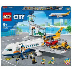 Lego City Airport: Passenger Airplane (60262)