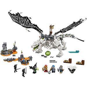 Lego Ninjago: Skull Sorcerer's Dragon (71721)