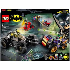 Lego Super Heroes: Joker's Trike Chase (76159)