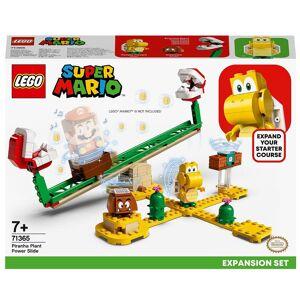 Lego Super Mario Piranha Plant Slide Expansion Set (71365)