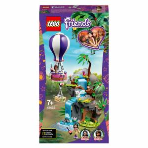 Lego Friends: Tiger Hot Air Balloon Jungle Rescue (41423)