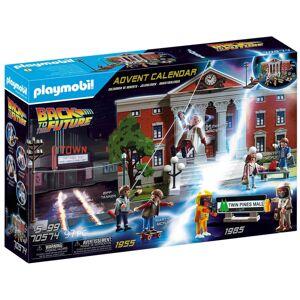 Playmobil Back to the Future Advent Calendar (70574)