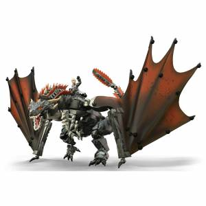 Mattel Game of Thrones Daenerys And Dragon Playset