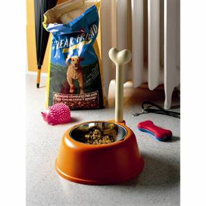 Alessi Lupita Dog Bowl