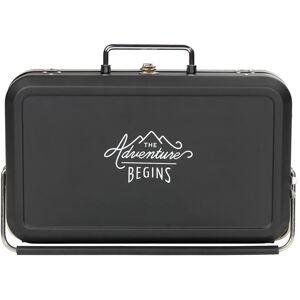 Gentlemen's Hardware Portable Suitcase Style Barbecue