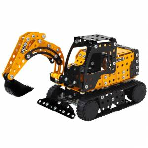 Koch JCB Tracked Excavator Construction Set