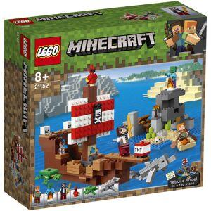 Lego Minecraft: The Pirate Ship Adventure (21152)