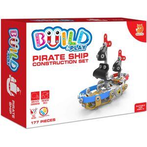 Smart Fox Pirate Ship Construction Set